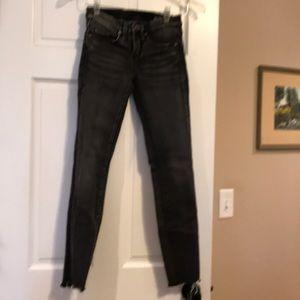 BLANKNYC Skinny Black Jeans 24